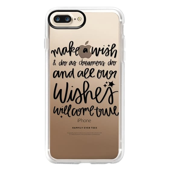 iPhone 4 Cases - Wishes