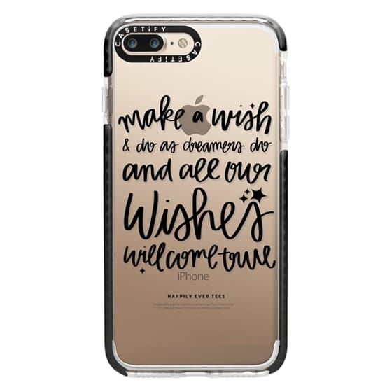 iPhone 7 Plus Cases - Wishes