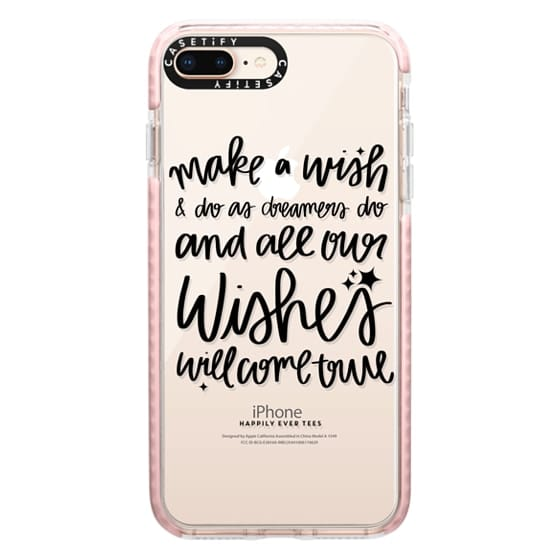 iPhone 8 Plus Cases - Wishes