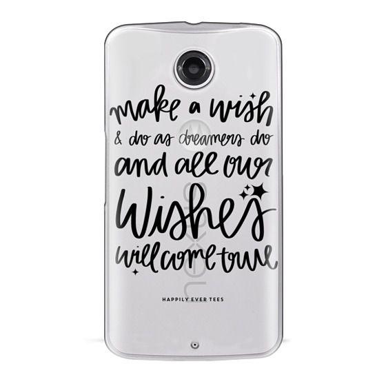 Nexus 6 Cases - Wishes