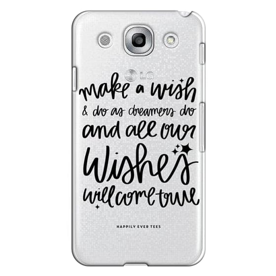 Optimus G Pro Cases - Wishes
