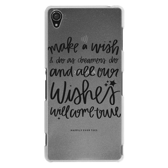 Sony Z3 Cases - Wishes