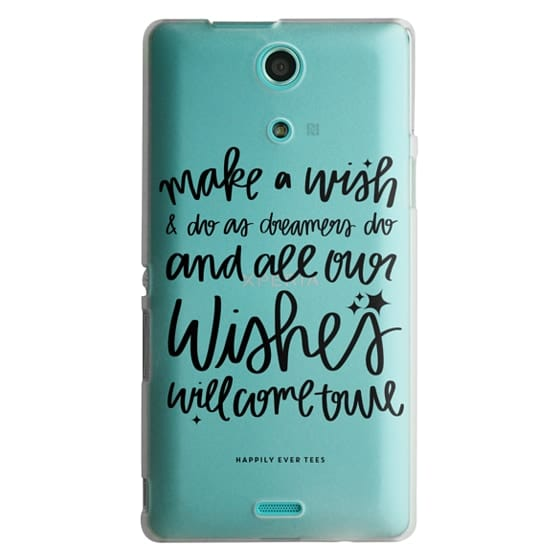 Sony Zr Cases - Wishes