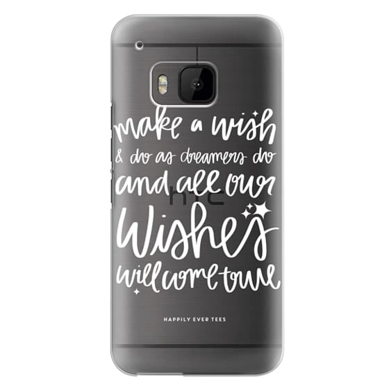 Htc One M9 Cases - Wishes