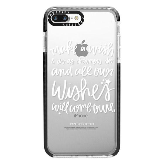iPhone 7 Plus Cases - Wishes
