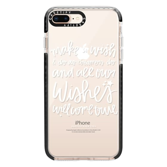 iPhone 8 Plus Cases - Wishes