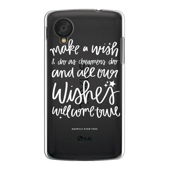 Nexus 5 Cases - Wishes