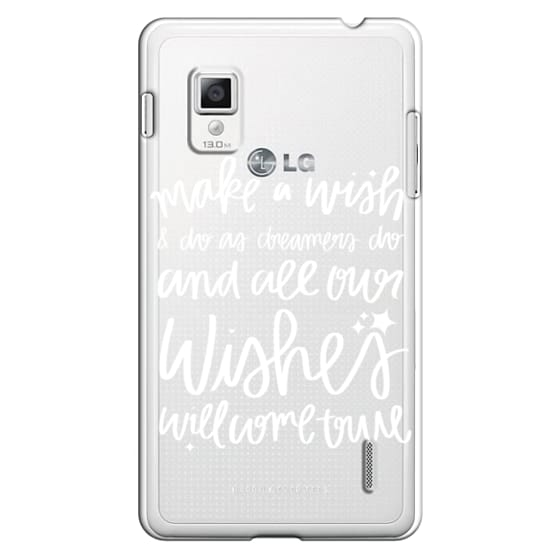 Optimus G Cases - Wishes