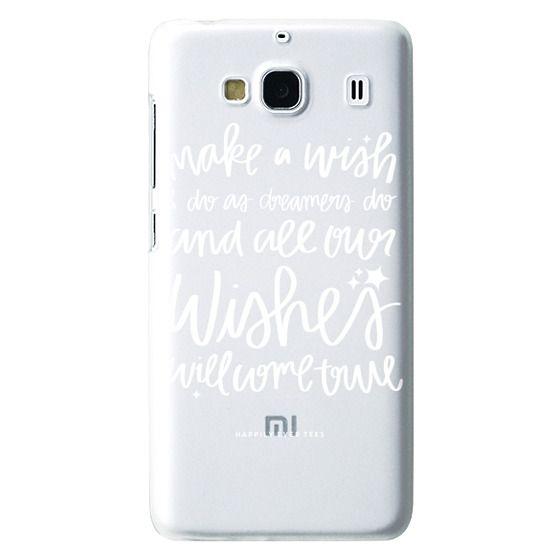 Redmi 2 Cases - Wishes