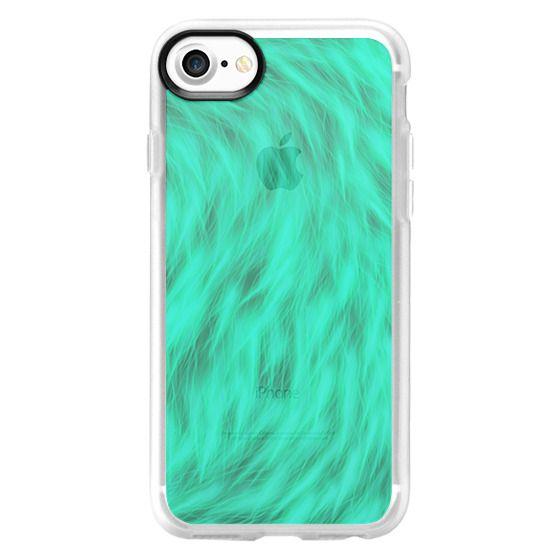 apple iphone 7 case fluffy