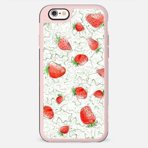 Strawberries pattern - New Standard Case
