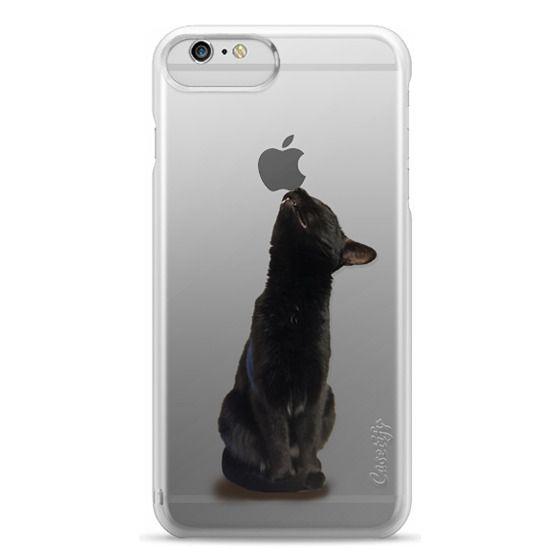 iPhone 6 Plus Cases - The sniffing cat