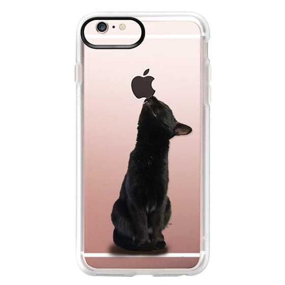 iPhone 6s Plus Cases - The sniffing cat