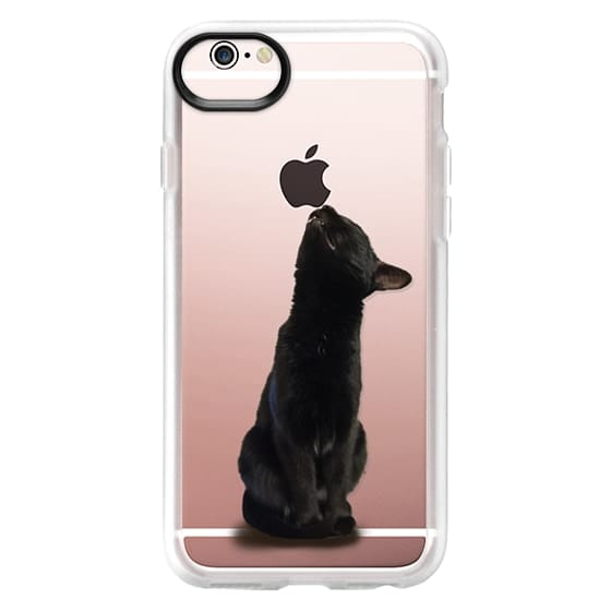 iPhone 6s Cases - The sniffing cat
