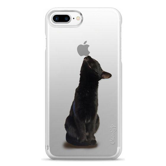iPhone 7 Plus Cases - The sniffing cat