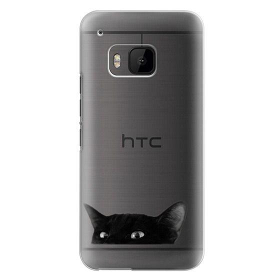 Htc One M9 Cases - Cat