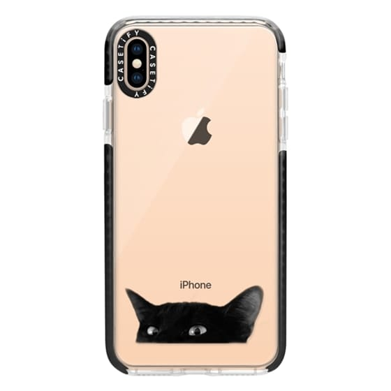 861834067aa22d iPhone XS Max Cases - Cat