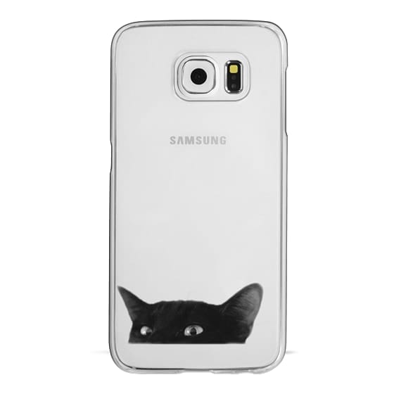 quality design 35ddc 7cdda Classic Snap Samsung Galaxy S6 Case - Cat