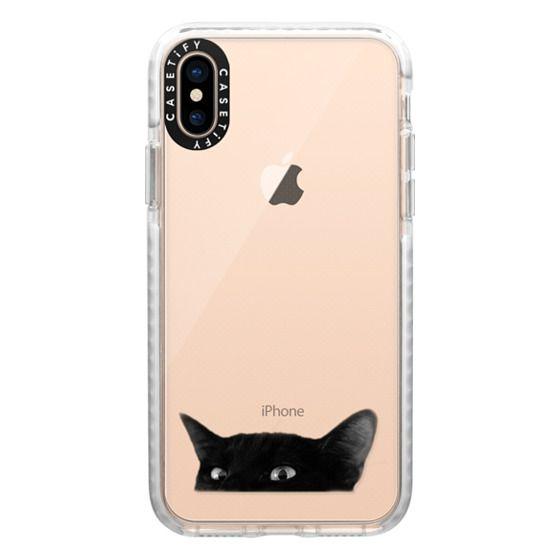 iPhone XS Cases - Cat