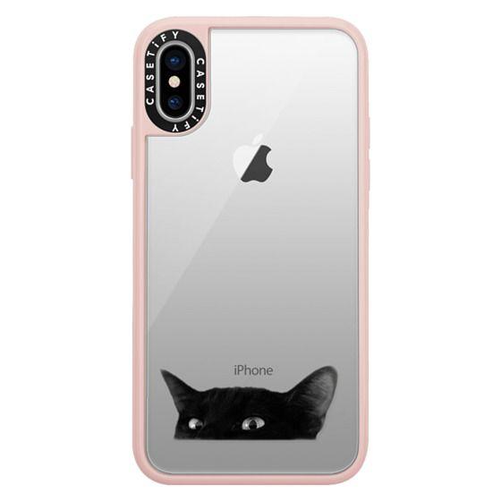 iPhone X Cases - Cat