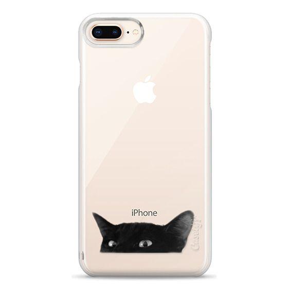 iPhone 8 Plus Cases - Cat