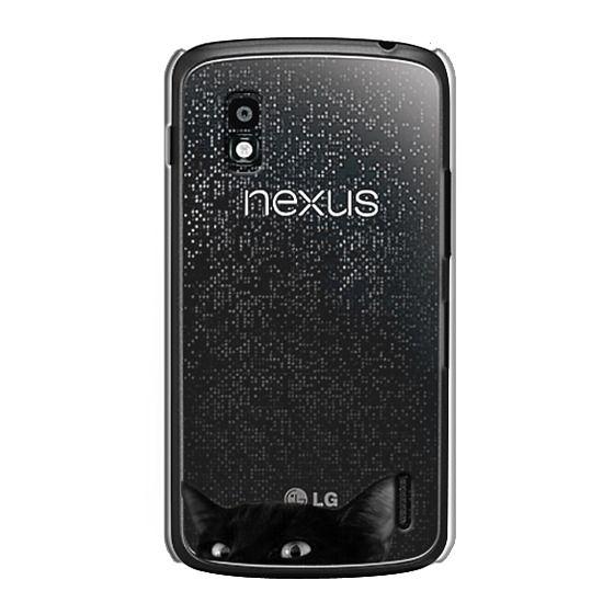 Nexus 4 Cases - Cat