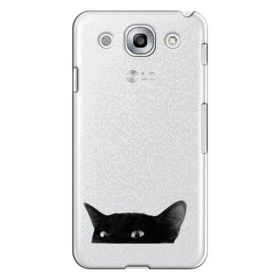 Optimus G Pro Cases - Cat