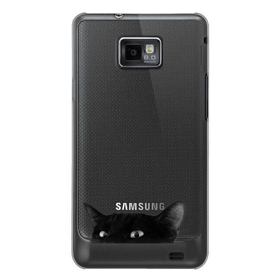 Samsung Galaxy S2 Cases - Cat