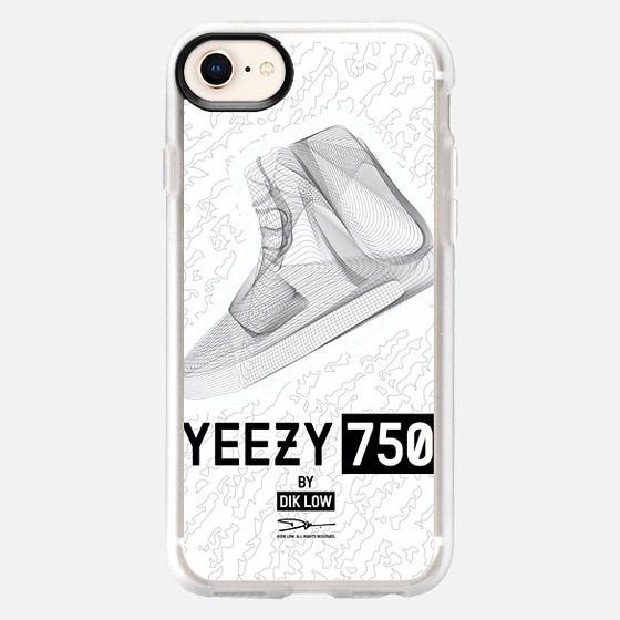 YEEZY 750 - Snap Case