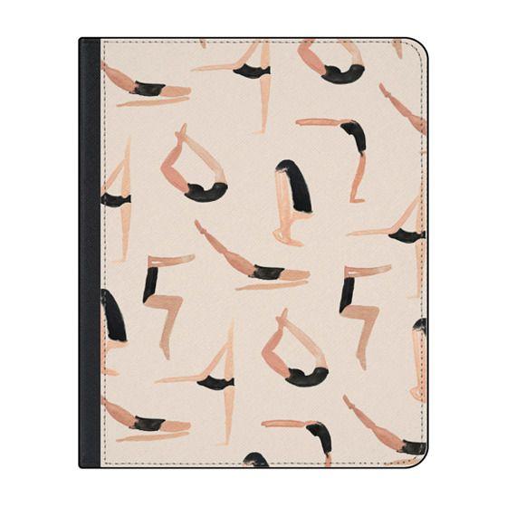 12.9-inch iPad Pro (2018) Covers - Yoga Class