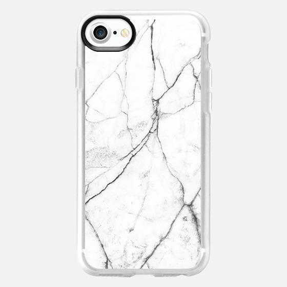 WHITE MARBLE (cracked) -