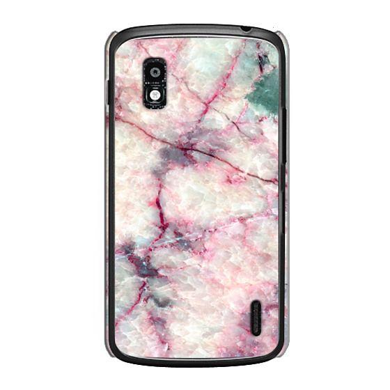 Nexus 4 Cases - MARBLE CRYSTALS
