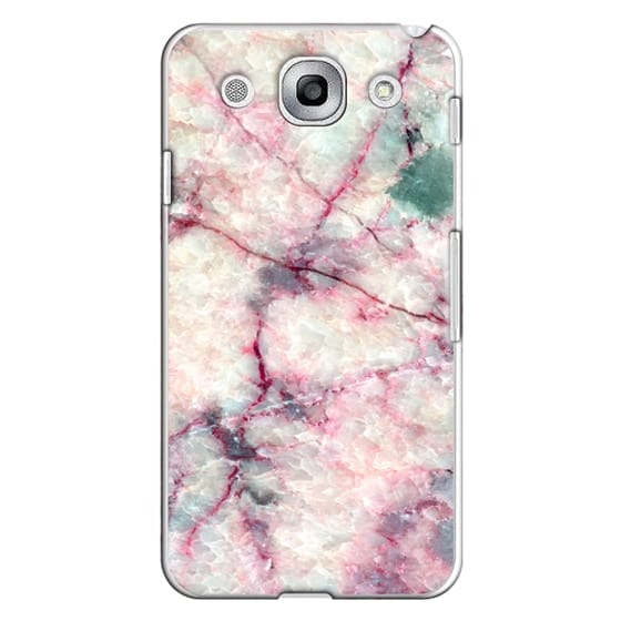 Optimus G Pro Cases - MARBLE CRYSTALS