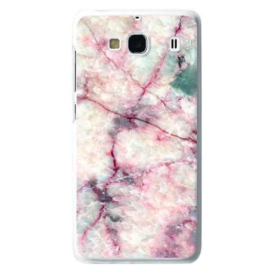 Redmi 2 Cases - MARBLE CRYSTALS