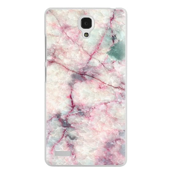 Redmi Note Cases - MARBLE CRYSTALS