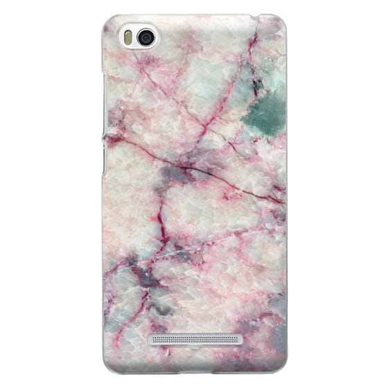 Xiaomi 4i Cases - MARBLE CRYSTALS