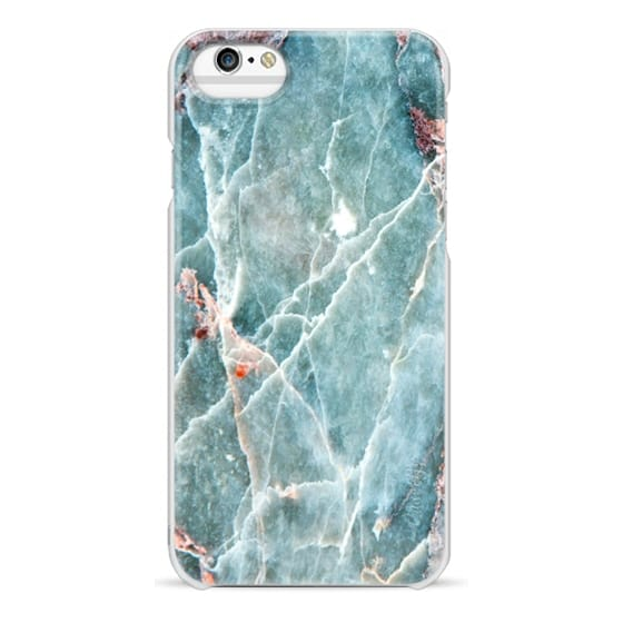 iPhone 6s Cases - OCEANIC BLUE MARBLE