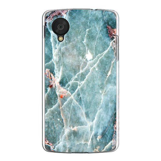 Nexus 5 Cases - OCEANIC BLUE MARBLE