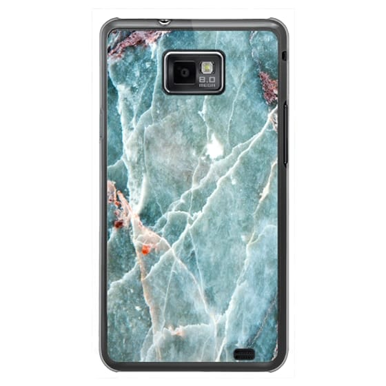 Samsung Galaxy S2 Cases - OCEANIC BLUE MARBLE
