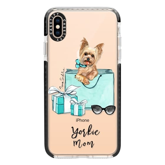 iPhone XS Max Cases - Yorkshire terrier dog Yorkie mom
