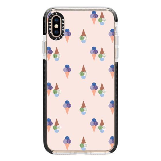 iPhone XS Max Cases - Ice Cream Dreams