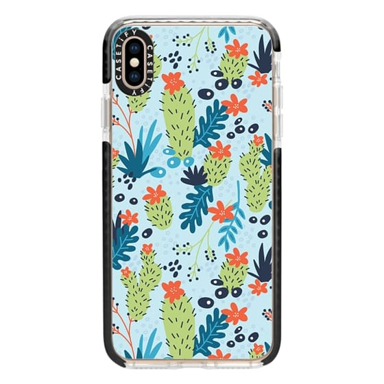 iPhone XS Max Cases - Enchanted Desert