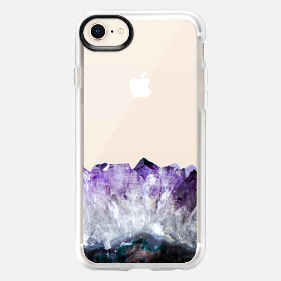 Amethyst Clear Iphone - Snap Case