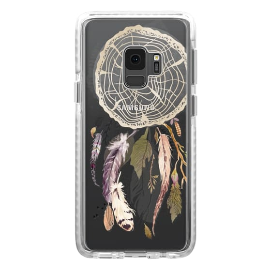 Samsung Galaxy S9 Cases - Earthy Dream catcher Andriod