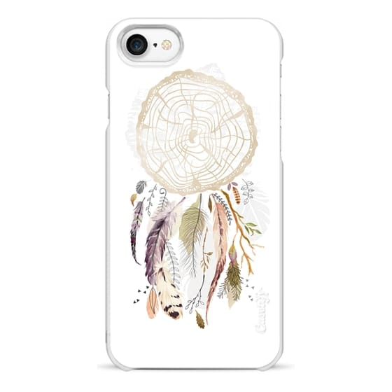 iPhone 7 Cases - Dream catcher boho bohemian gypsy artist earthy leaves leaf woods earth feathers