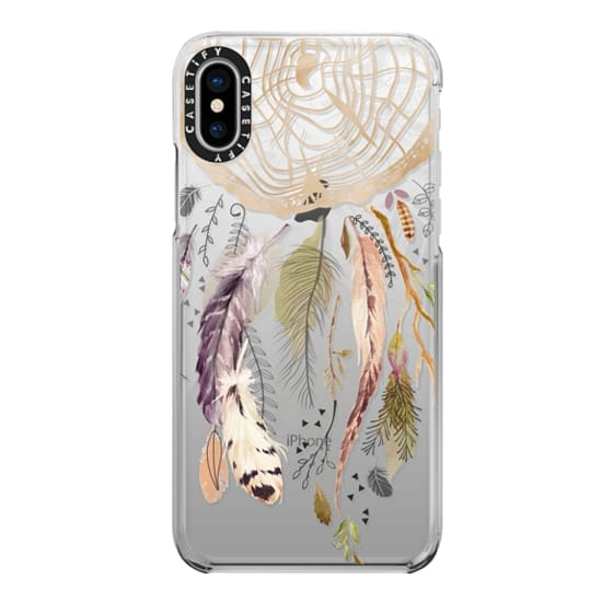 iPhone X Cases - Dreamcatcher 2 boho bohemian dream catcher coachella earthy natural hippy hippie soulful nature