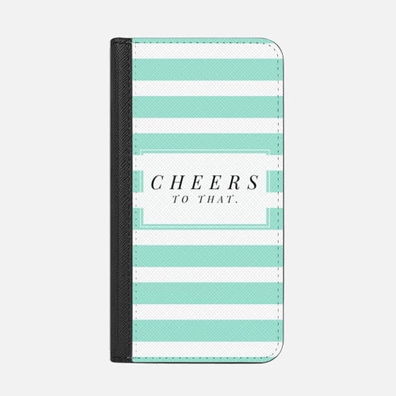 Cheers to that - stripe
