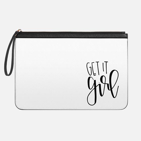 Get it Girl - Tech Clutch