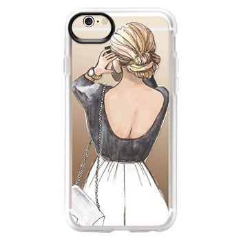 Grip iPhone 6 Case - CLASSY GIRL
