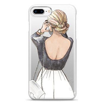 Snap iPhone 7 Plus Case - CLASSY GIRL